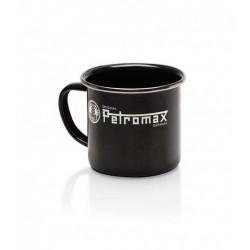 Petromax Emaillebecher schwarz