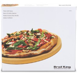 Broil King Pizzastein Single