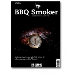 BBQ Smoker Bookazine No. 1