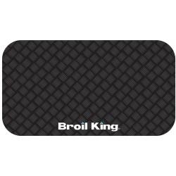 Broil King Grillmatte schwarz