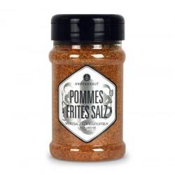 Ankerkraut Pommes Frites...