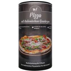 Backmischung Pizza mit...
